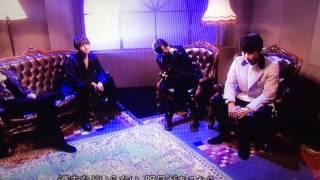 2016.01.20少年倶楽部プレミアム PremiumShow 中丸雄一さんの指の動き.