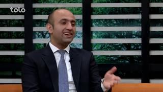 بامداد خوش - سرخط - صحبت های بهزاد غیاثی در مورد همکاری مردم با ریاست تنظیف