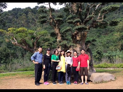 Chuyến đi du lịch Thung Nham - Ninh Bình T2-2017