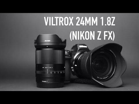 Moje wrażenia / Viltrox 24mm 1.8Z Nikon Z (Nikon FX)