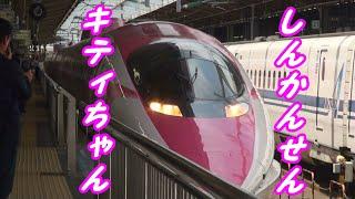 山陽新幹線こだま号「ハローキティ新幹線」