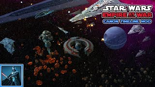 Die KATASTROPHE von Corulag! - Lets Play Star Wars Empire at War