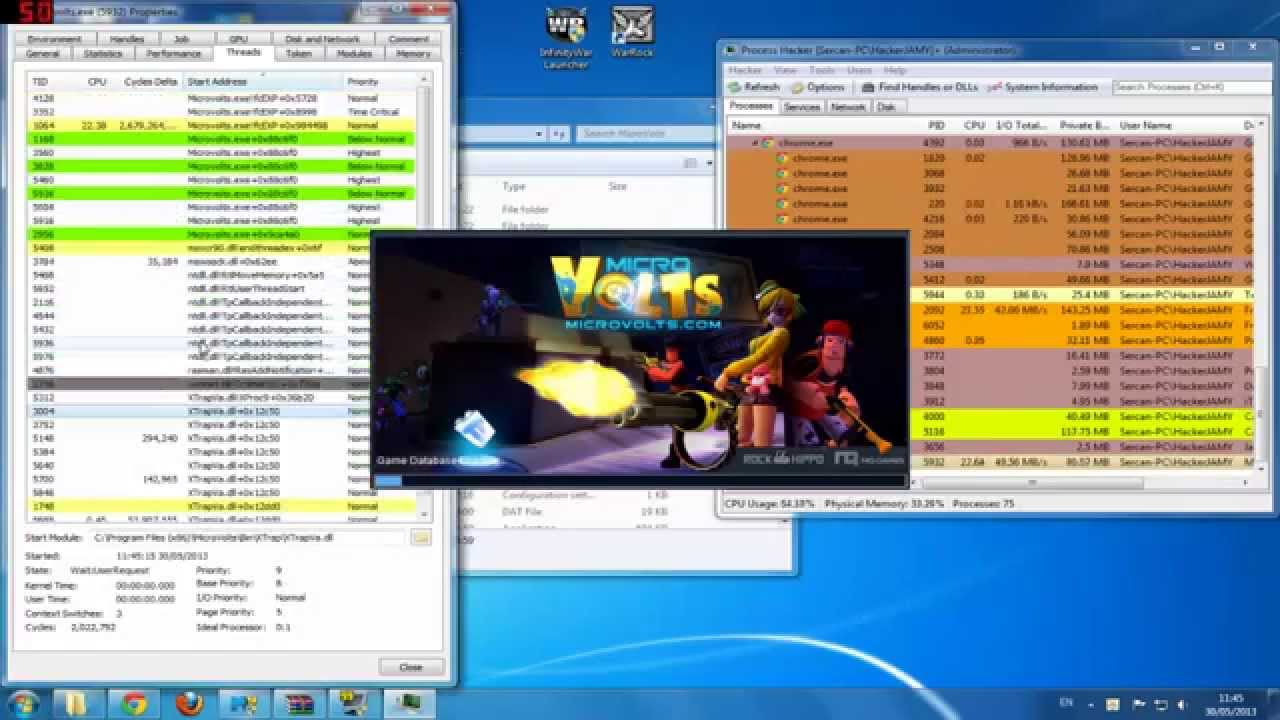 MicroVolts Hack Cheat Tool Trainer [mp and at adder, speed ...