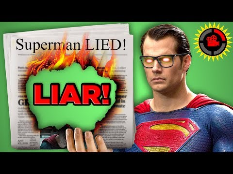 Film Theory: The CORRUPTION of Superman