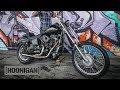 Harley Dyna Build (S&S V111) Pt.2 & VW Concept Car //DTT233