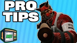 Tips From The Pros : ECHO With Redeemer - Rainbow Six Siege