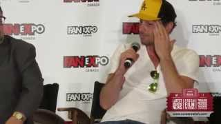 Remembering Wes Craven - The Cast Of SCREAM - Fan Expo 2015