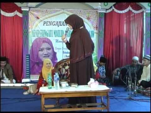 CERAMAH ISLAM USTADAH BAHASA NGAPAK ( LUCU ) FULL