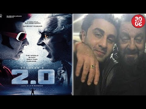 'Robot 2.0' Trailer Tease This Diwali | Why Sanjay Dutt's Biopic Release Got Pushed?