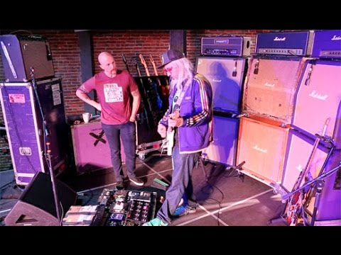 Rig Rundown - Dinosaur Jr.'s J Mascis and Lou Barlow