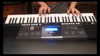 ламбада на синтезаторе