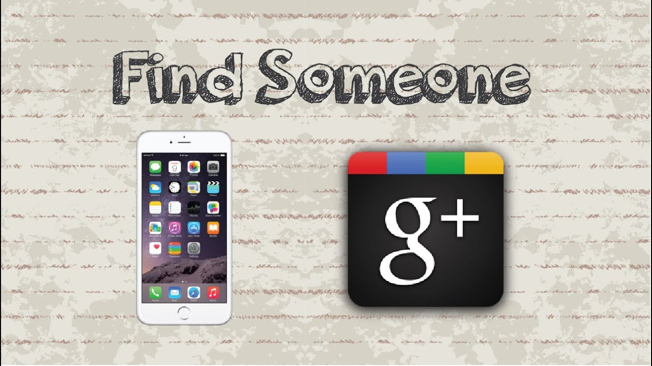 Findsomeone app