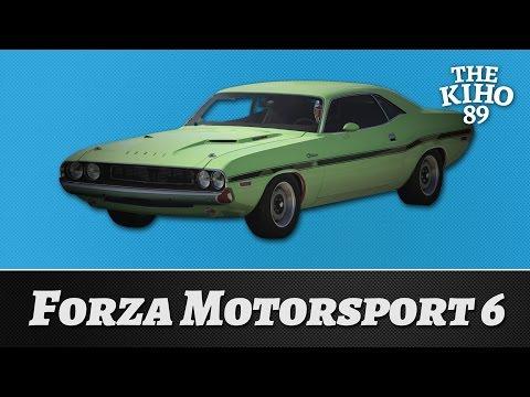 """Forza Motorsport 6: Kutsukisoja """"Ameriikan rautaa"""""""
