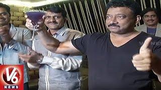 Director Ram Gopal Varma's Open Challenge on Lakshmi's NTR Film | T...