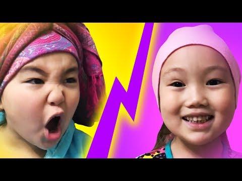 Келинка и енешка! ⚡Свекровь достала 😱 Сноха отомстила 😎 Funny kids
