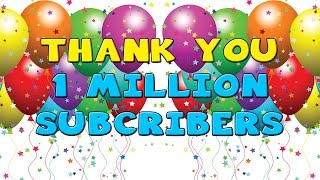 LITTLE KELLY 1 MILLION SUBSCRIBERS THANK YOU!