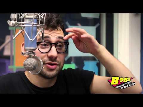 B98.5 Presents: Jack Antonoff Interview