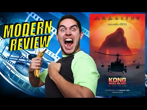"""Kong: Skull Island"" (2017) - CF WIllie Review"