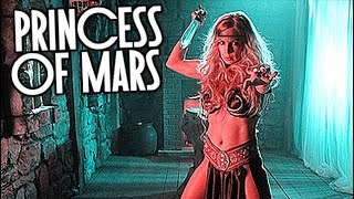 Princess of Mars (Sci-Fi Thriller, ganzer Spielfilm) *HD*, Science Fiction Movie, SciFi, deutsch