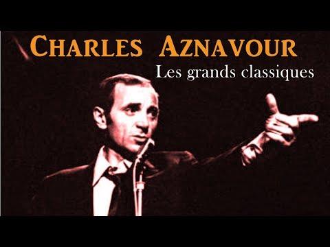 Charles Aznavour - Tu t'laisses aller