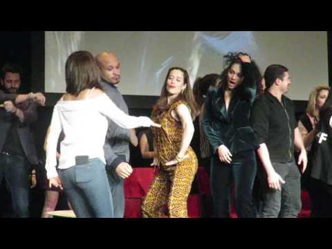 DMWC May 21st, Paris Chicago Cast dancing