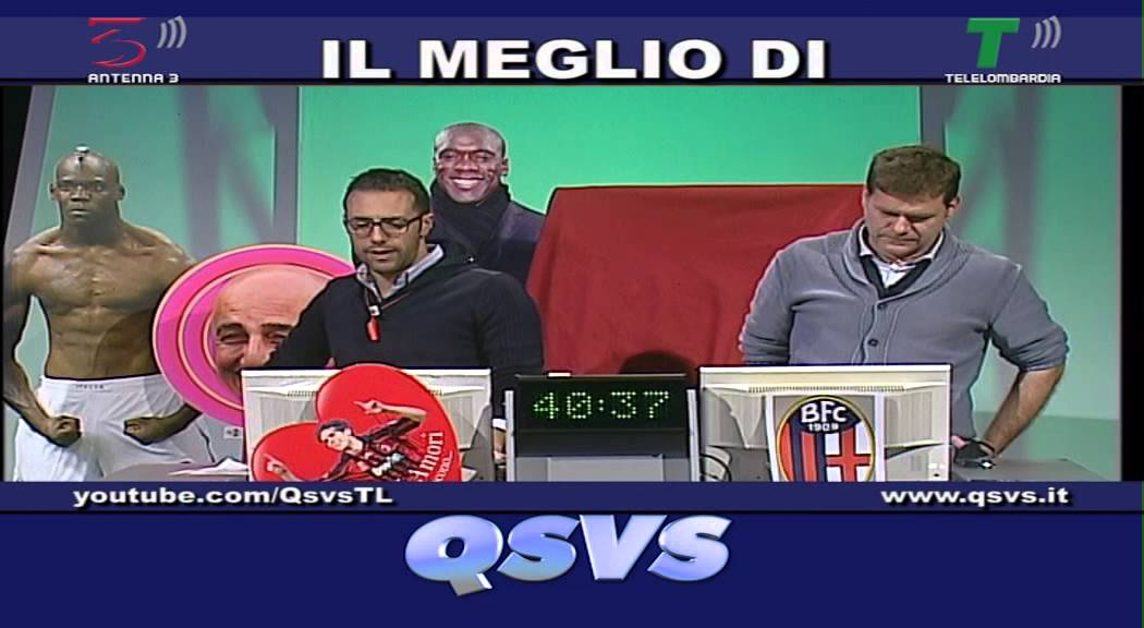 QSVS - I GOL DI MILAN - BOLOGNA 1-0 - TELELOMBARDIA / TOP ...