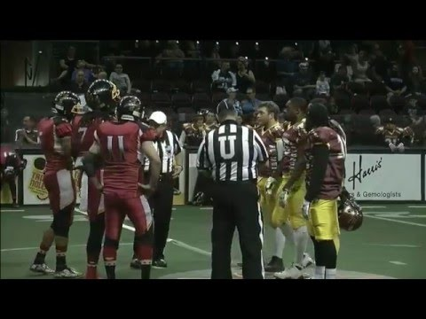 New Mexico Stars Vs Quad City Road Runners May 15, 2016