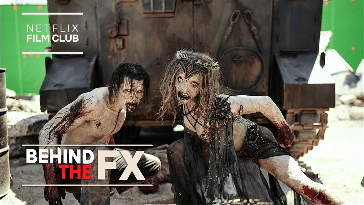 Download Behind the FX of Army of the Dead's Alpha Zombies   Netflix