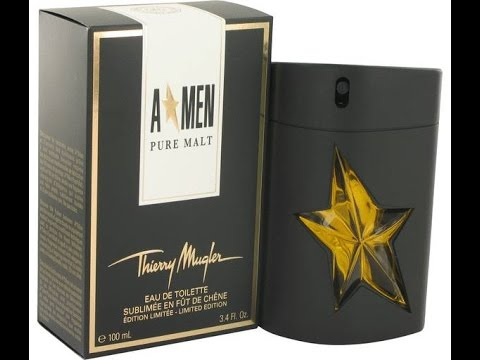 Thierry Mugler Pure Malt Review