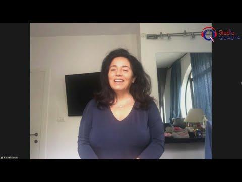 Rachel Duran, candidate aux conseils de quartiers de Jérusalem - ccm#422