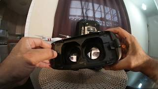 Como usar o óculos Samsung VR pra voar com Drones