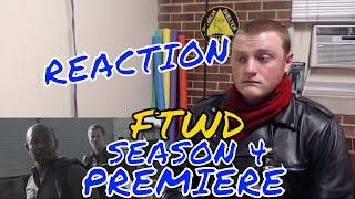 Fear The Walking Dead - Season 4 Episode 1 (4x1)