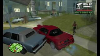 GTA San Andreas [PC] - Random Gameplay (HD)
