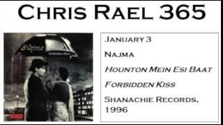 Najma - Hounton Mein Esi Baat (Forbidden Kiss, 1996, Shanachie Records)