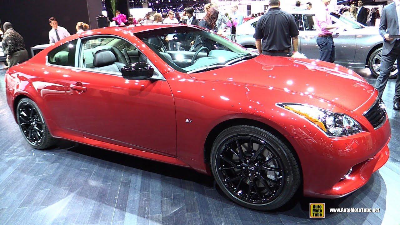 2015 Infiniti Q60 S Exterior and Interior Walkaround 2014 LA