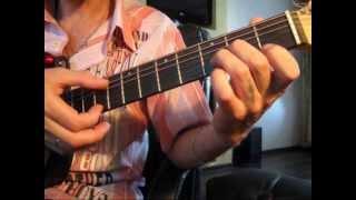 Казан Казиев - Скрипач Тональность (Dm) Уроки игры на гитаре