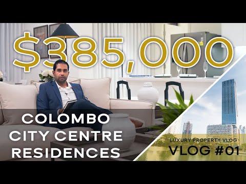 Colombo City Centre Residences Tour