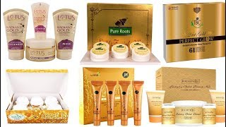 Top 10 Gold Facial Kits in India with Price