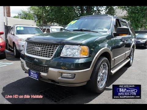 2004 ford expedition eddie bauer edition youtube. Black Bedroom Furniture Sets. Home Design Ideas
