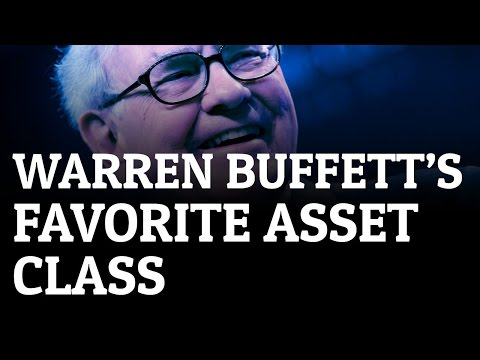 Warren Buffett's Favorite Asset Class (besides stocks)