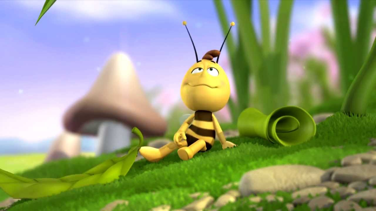 This is an image of Punchy Maya the Bee Image