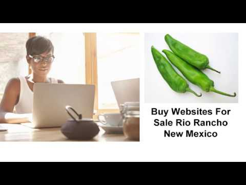 Websites For Sale Rio Rancho
