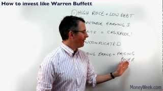 Secrets of Warren Buffett's Investing Strategy - Stock Market Passive Income How to Tips