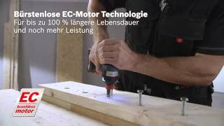 atornillador de impacto bosch a batera gdx professional