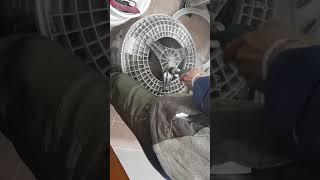 대구통돌이세탁기청소중 - 세탁조 굳은 세제 제거