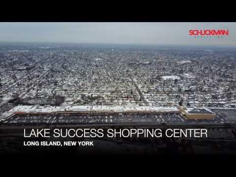LAKE SUCCESS SHOPPING CENTER - SCHUCKMAN REALTY INC