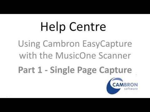 Cambron EasyCapture (part1) Single Images