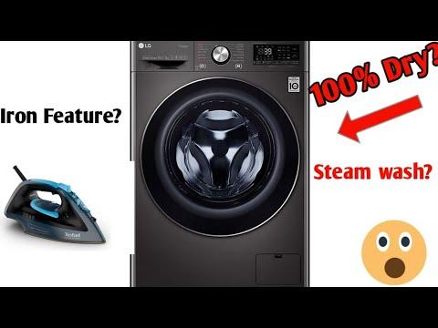 LG Washing Machine//Washer+dryer//₹70,000 Washing Machine/LG 10.5kg/7kg Washer+dryer/Washing Machine