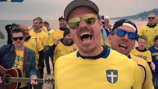 Vi är Sverige - Johnny & Mackan (VM-låt 2018)