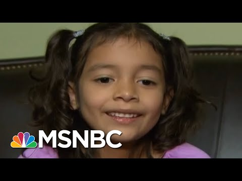 6-Year-Old Migrant Girl Crying In Viral Audio Is Reunited With Her Mom | AM Joy | MSNBC